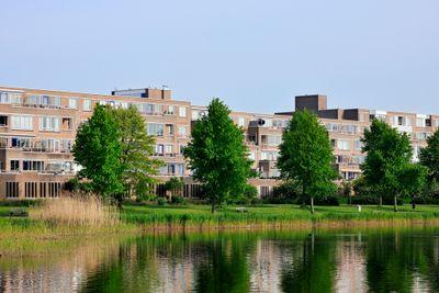 Vollenhoveschans 83, Almere