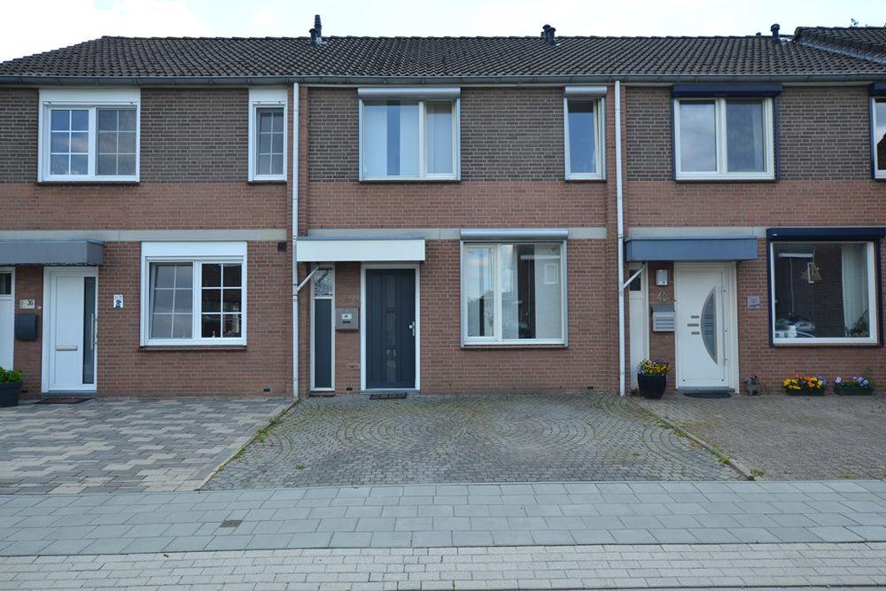 Van Meertenstraat 38, Kerkrade