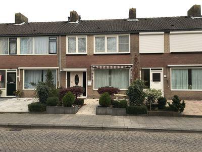 Mercuriuslaan, Volendam