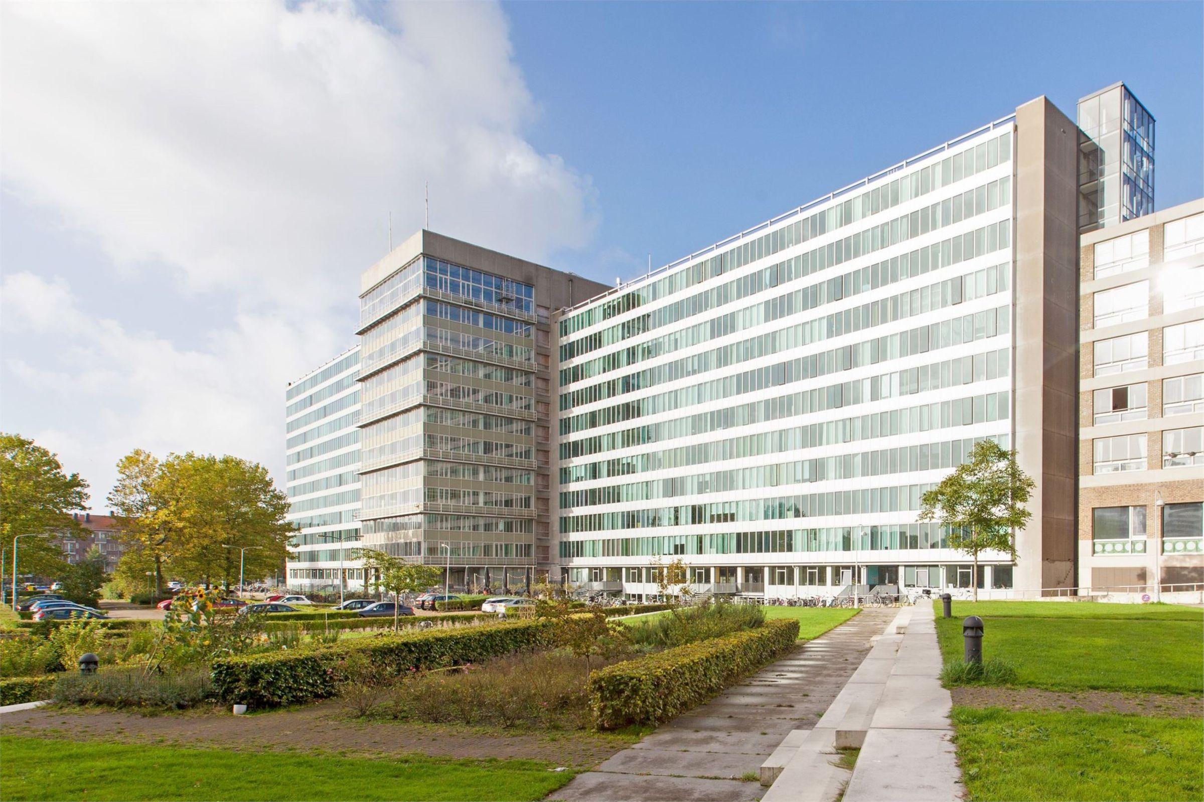 Bos en Lommerplantsoen 5F, Amsterdam