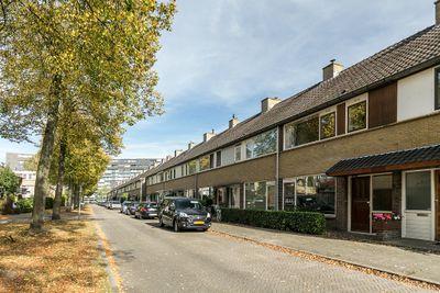 Haamstedestraat 6, Breda
