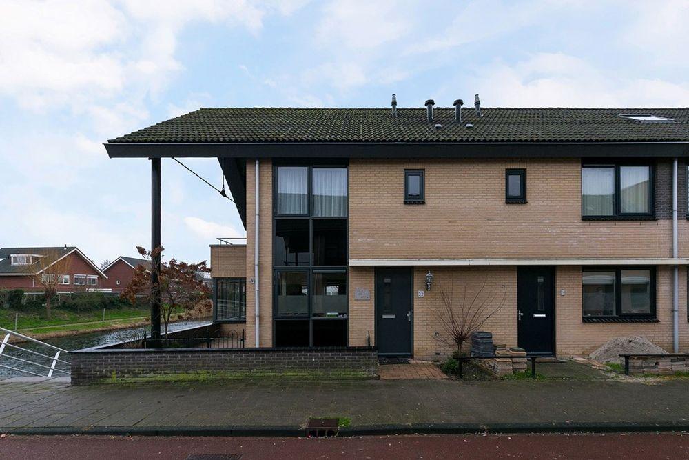 Elandenburg 52, Barendrecht