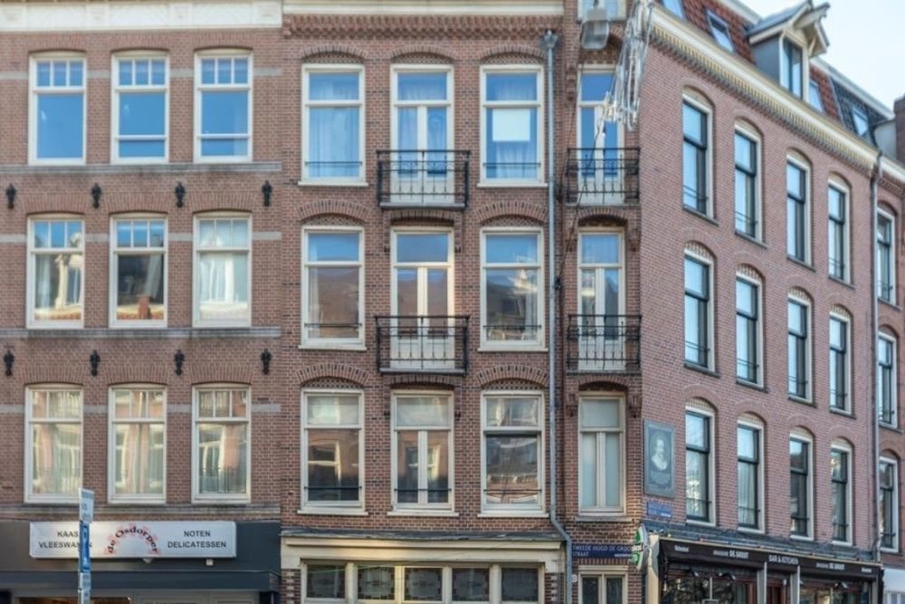 Tweede Hugo de Grootstraat, Amsterdam