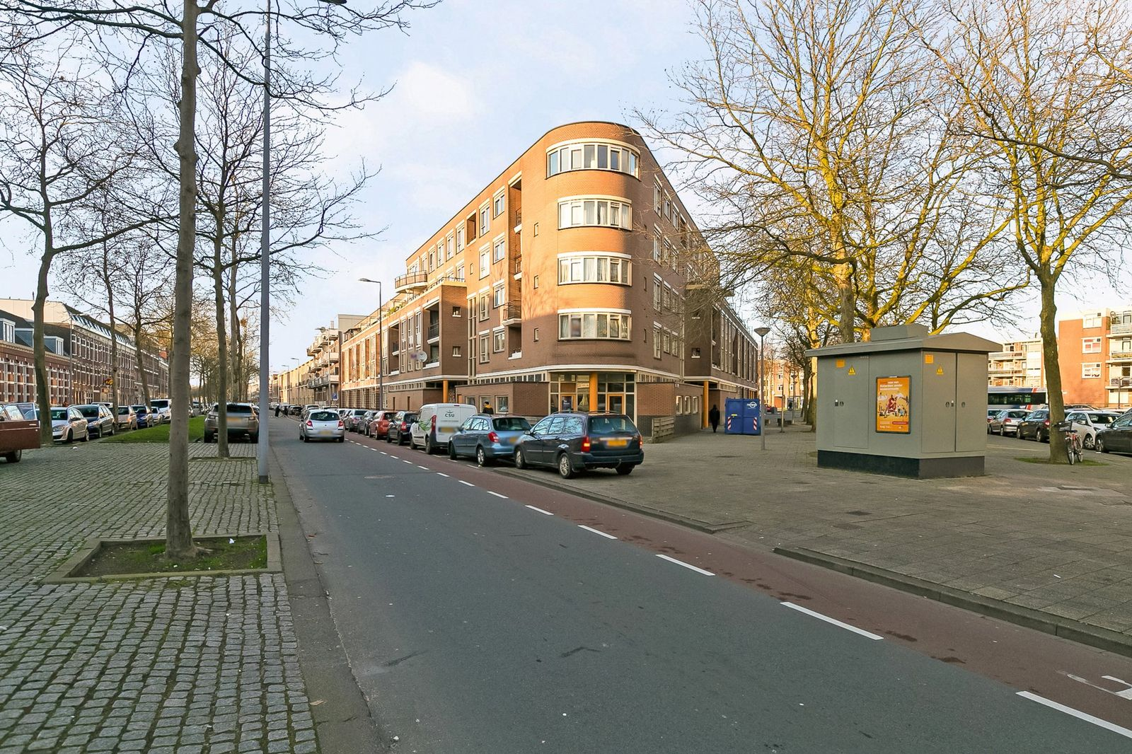 Rose-Spoorstraat 53, Rotterdam