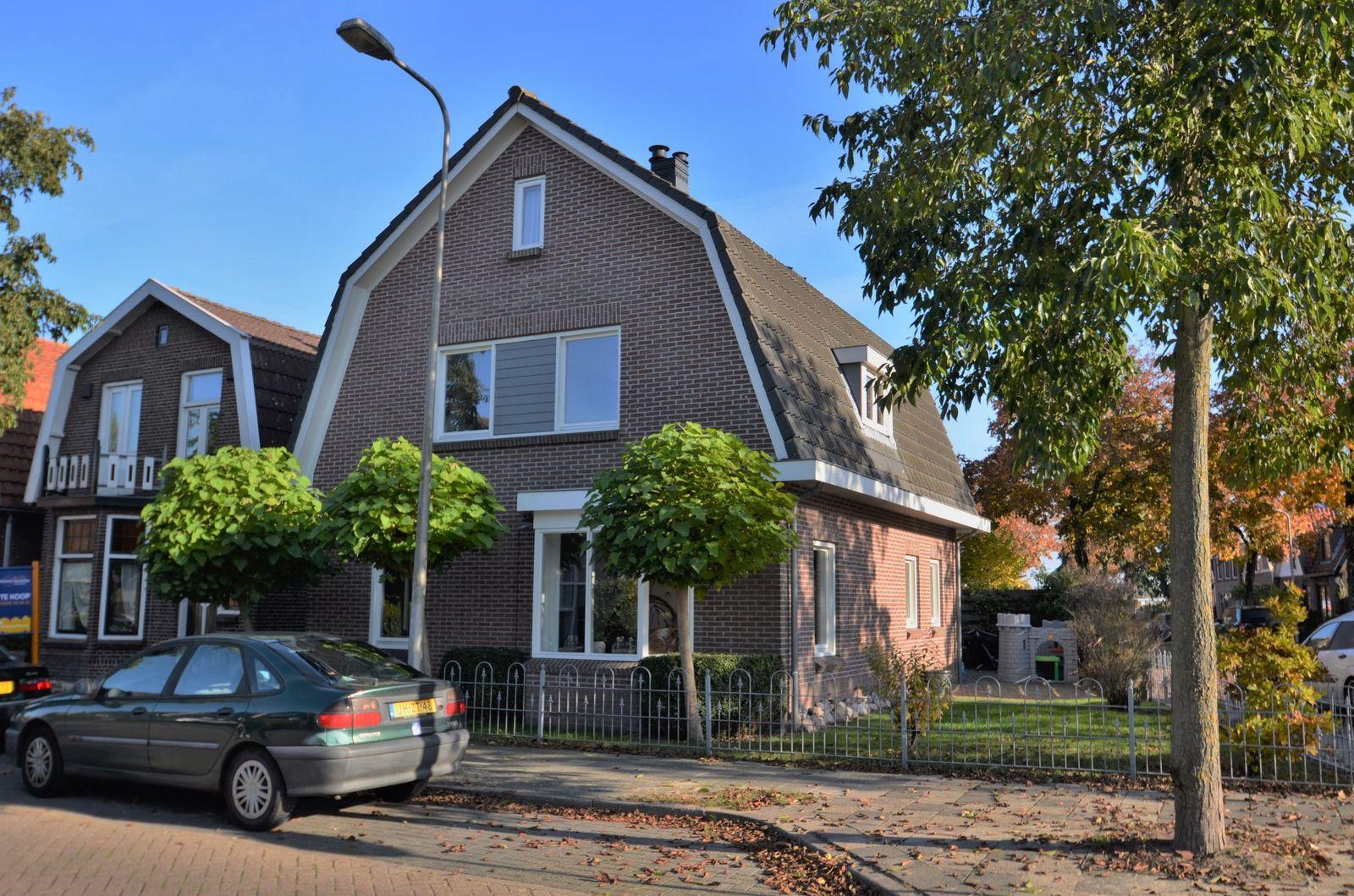 Comm d Vos v Steenwijklaan 36, Meppel