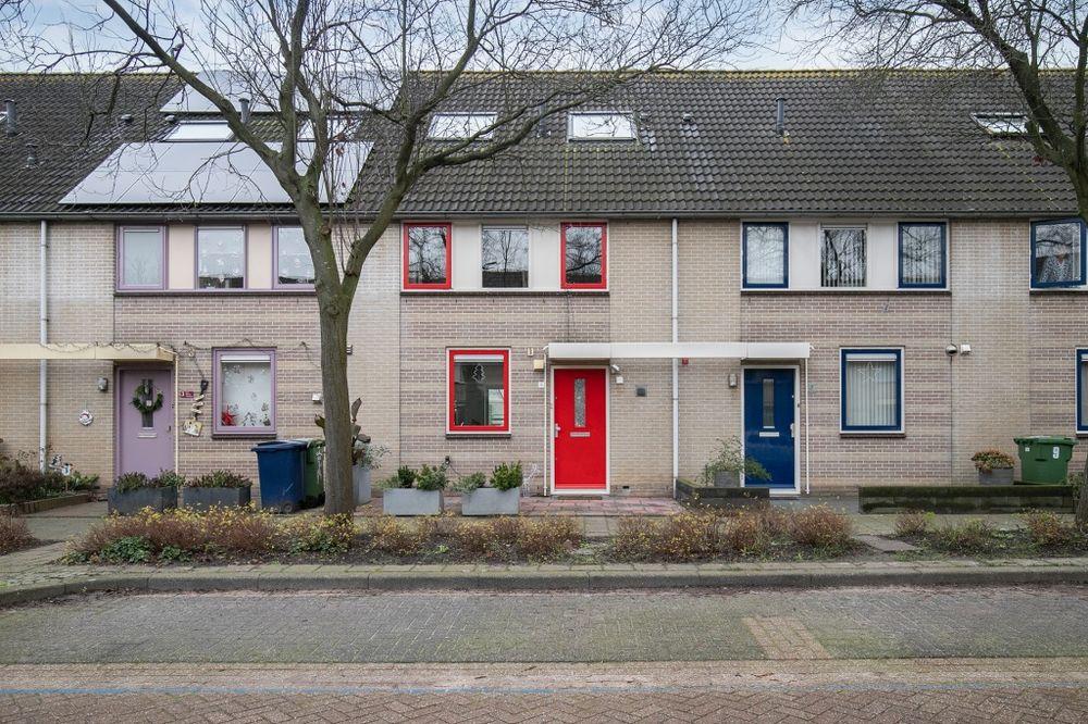 Oliver Hardystraat 5, Almere
