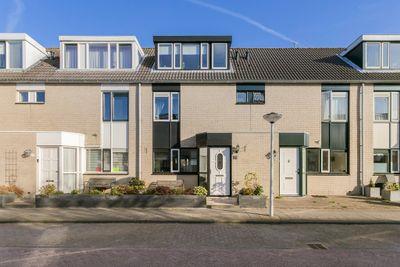 Louise Wentstraat 21, Leiden