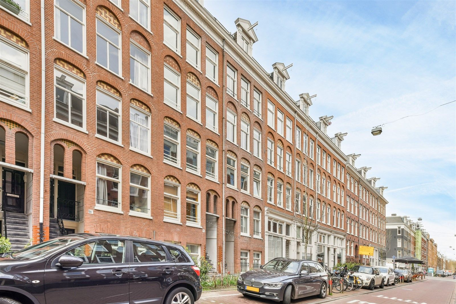 Van Oldenbarneveldtstraat 96A3, Amsterdam