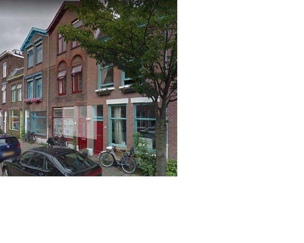 Jacob Geelstraat, Utrecht