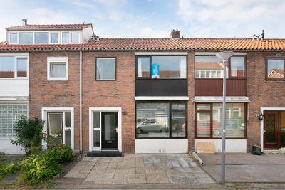 Nieuw Engeland 33, Hoogvliet Rotterdam