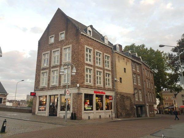 Vissersmaas, Maastricht