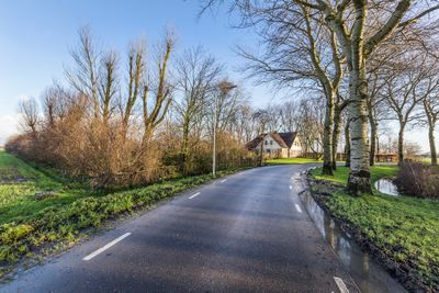 Ringvaartweg 13 en 13 A, Waarland