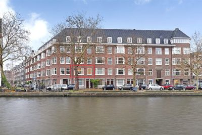 Schinkelkade 22-1, Amsterdam
