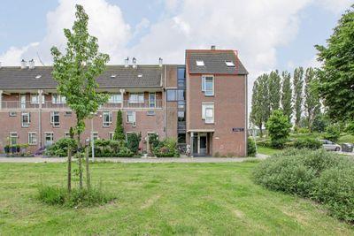Wethouder De Vriesplantsoen 8, Amsterdam