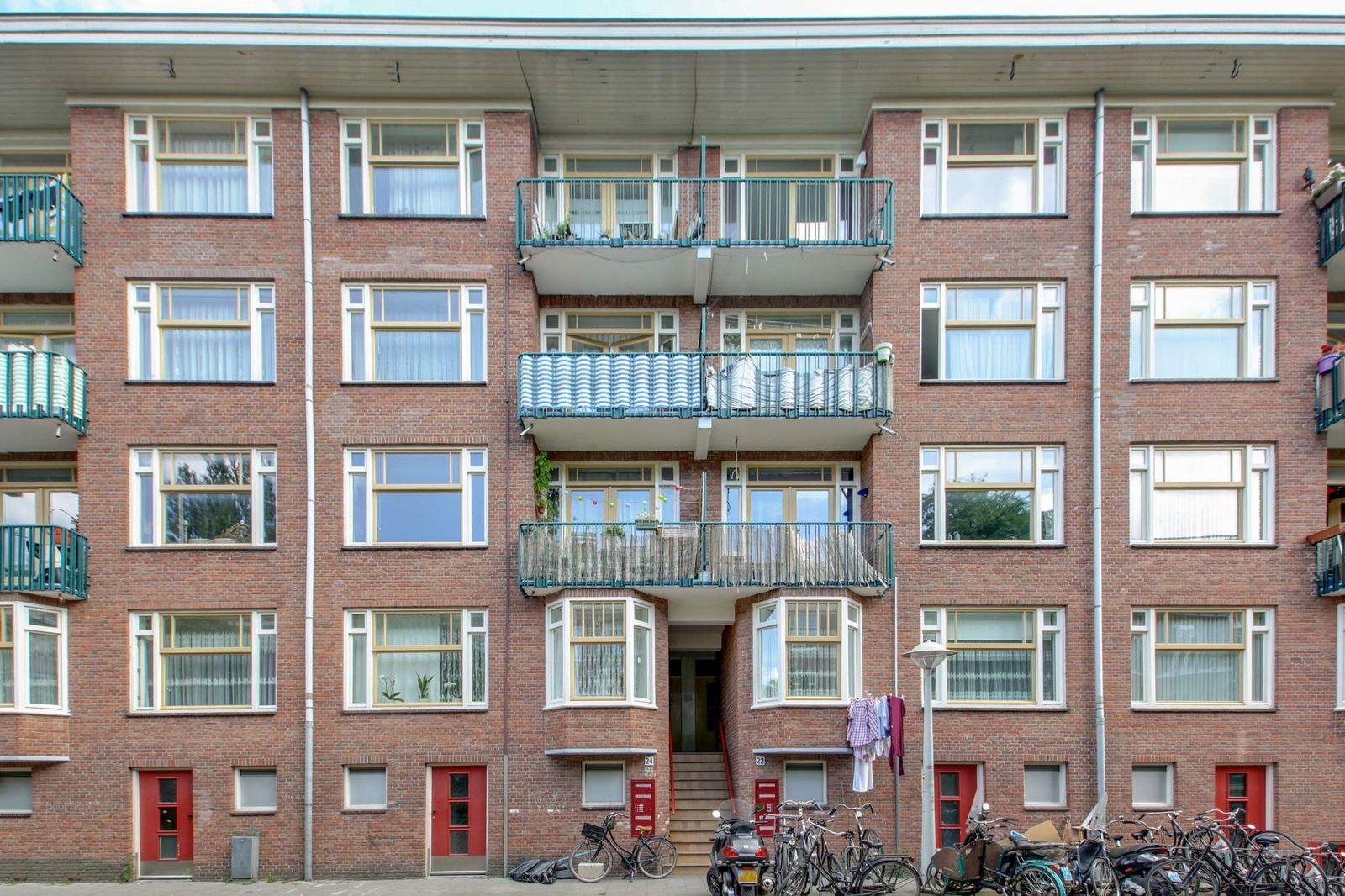 Hofwijckstraat 22-III, Amsterdam
