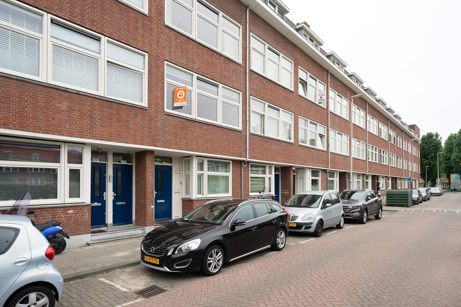 Borselaarstraat 27, Rotterdam