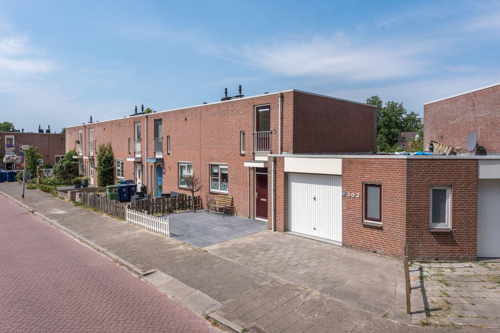 Keiwierde 102, Almere