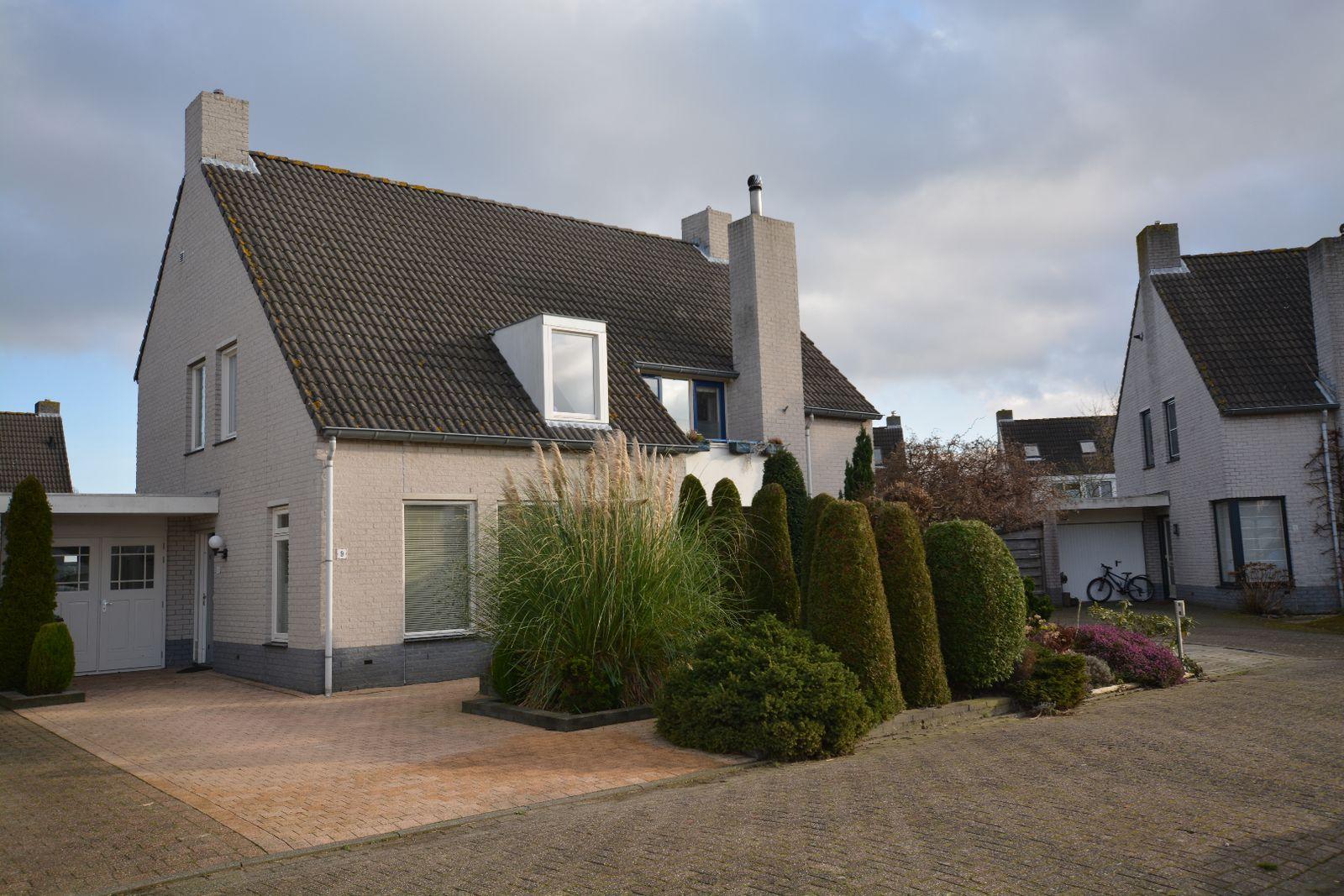 Fortplein 9, Steenbergen