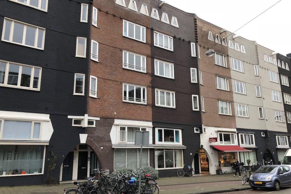 Van Hilligaertstraat, Amsterdam