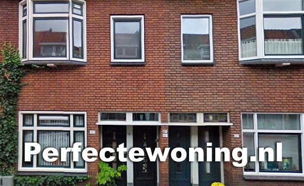 Cartesiusstraat 14A, Schiedam