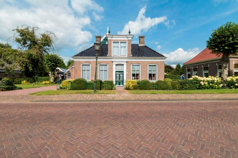 Oude Rijksweg 5, Vries