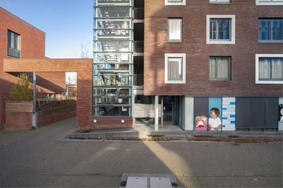 Erich Salomonstraat 603, Amsterdam