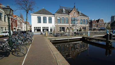 Haven, Leiden
