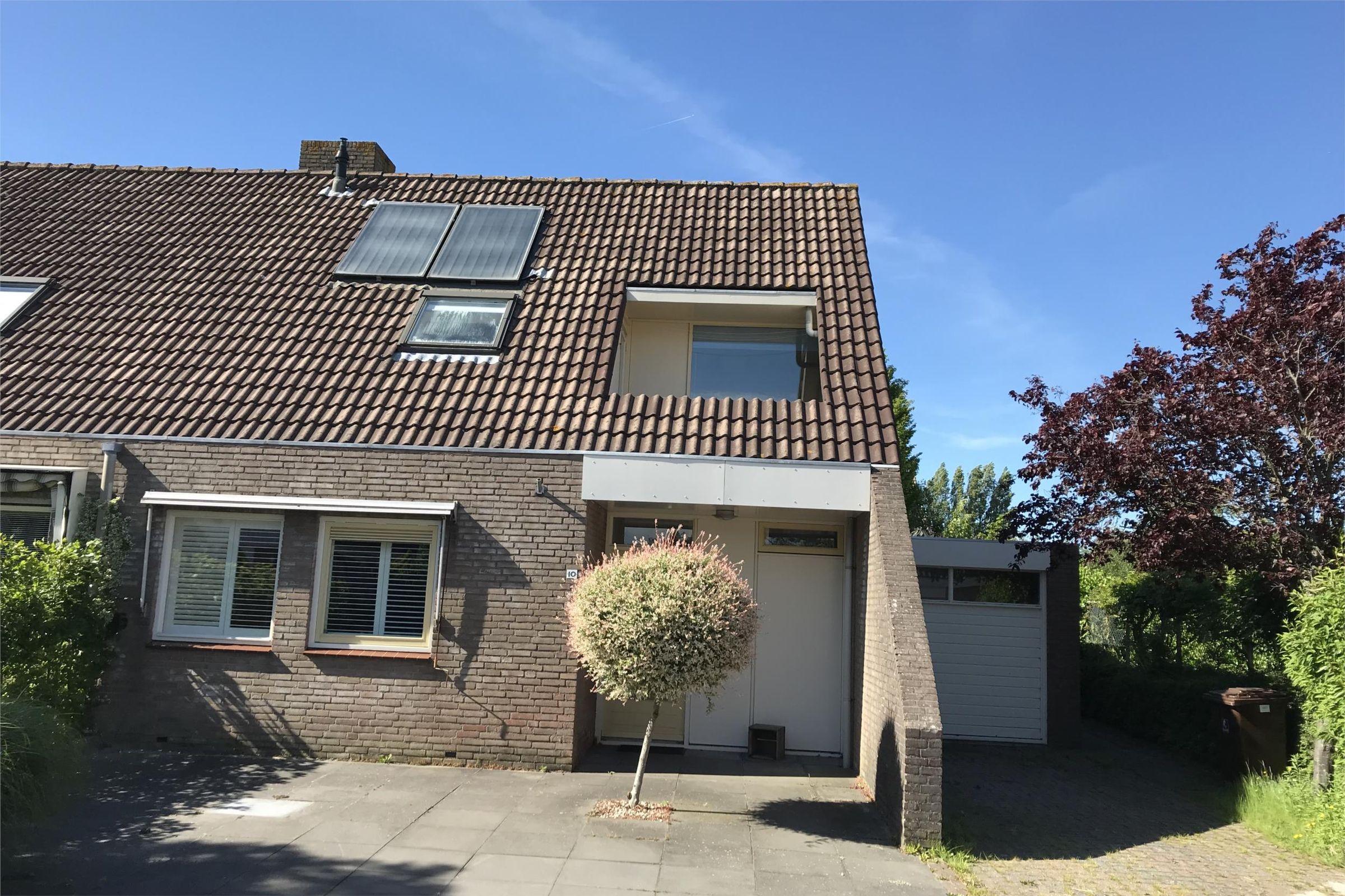 Lijster 10, Sommelsdijk