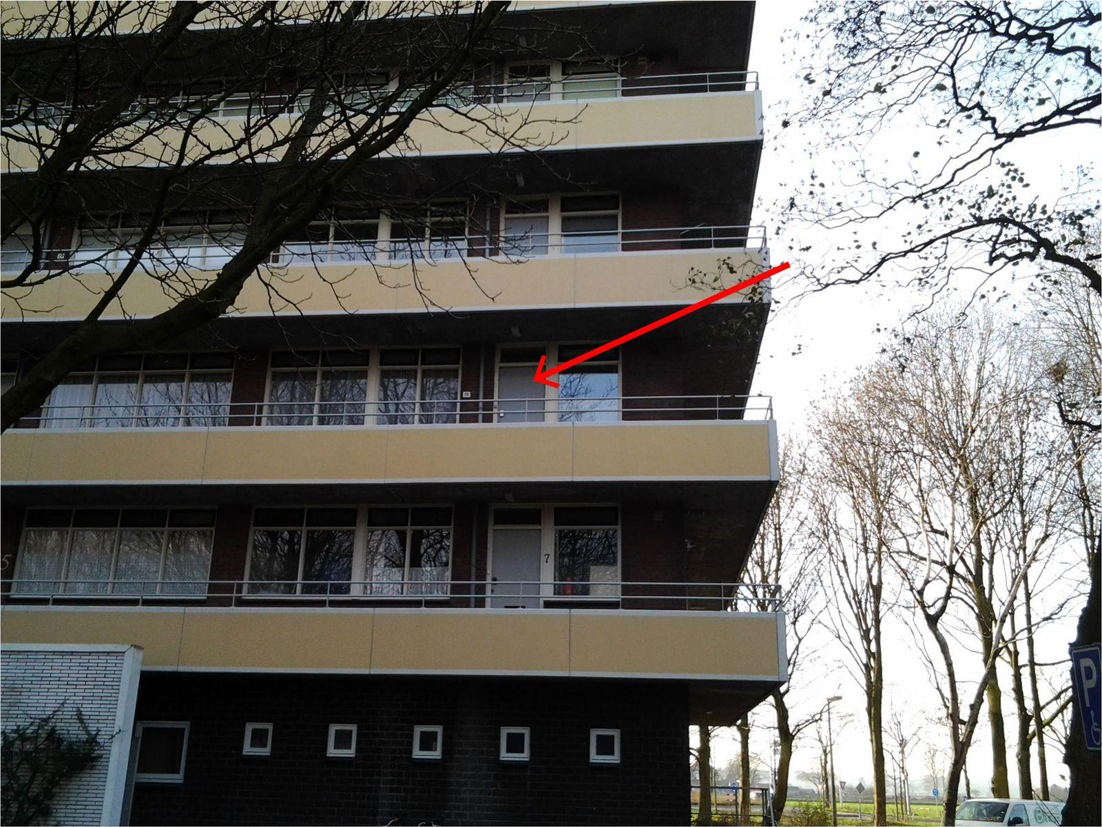 Albardaweg 19, Wageningen