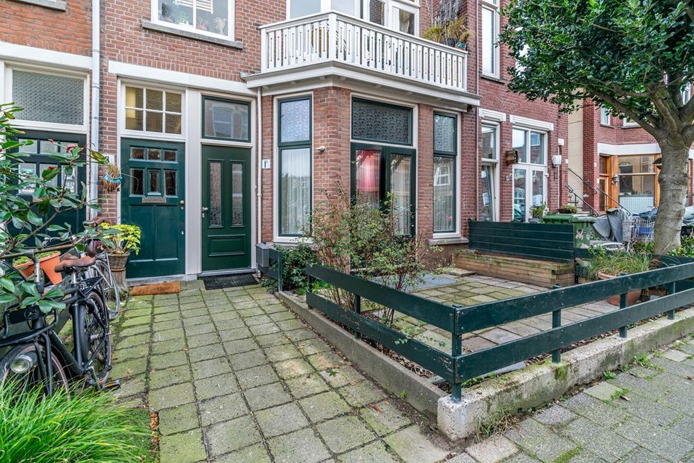 Middelburgsestraat 1G, Den Haag