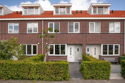 Maurice de Vlaminckstraat 17, Rotterdam