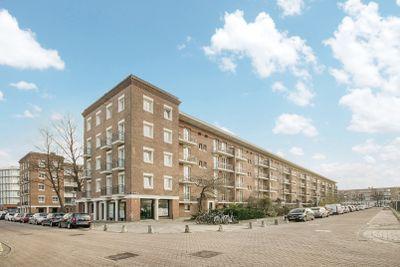 Akbarstraat 34-D, Amsterdam