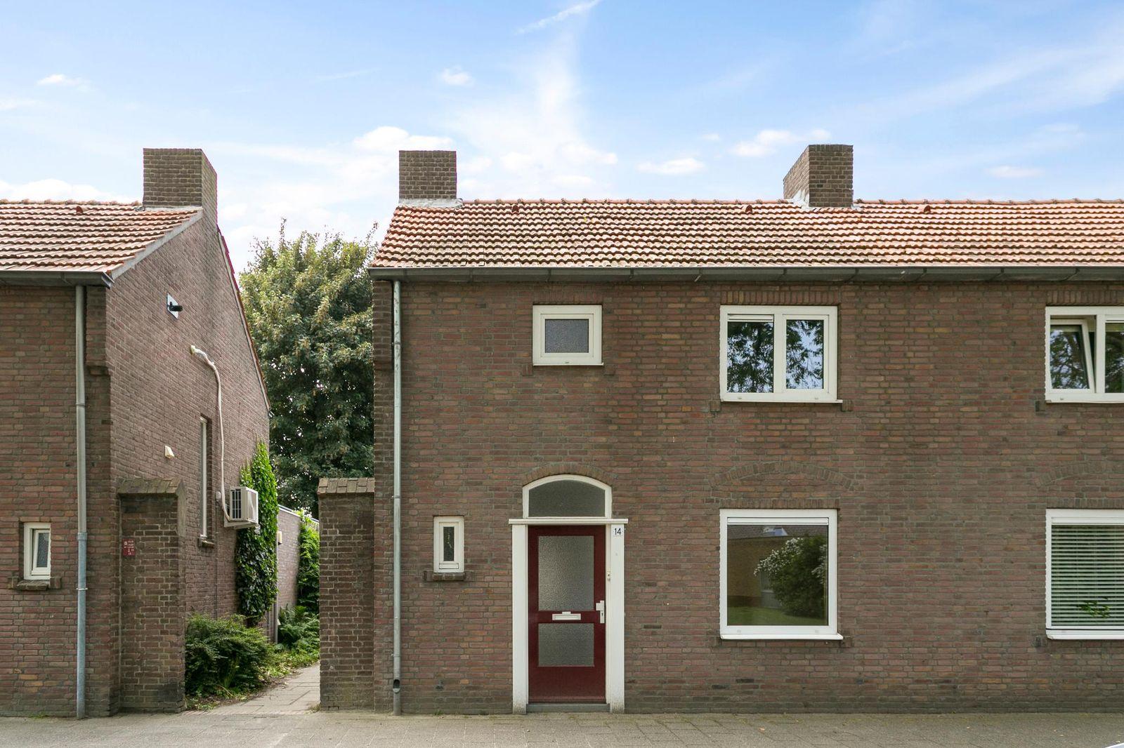 Wethouder Vekemansstraat 14, Goirle