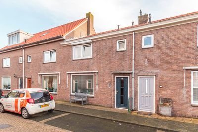 Martinus van der Hamstraat 17, Den Helder