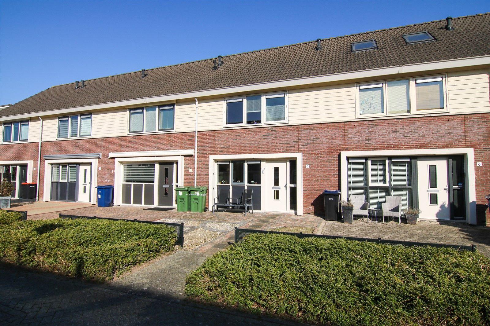 Ed Hoornikstraat 8, Almere