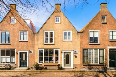 Nieuwe Zijds Burgwal 45, Monnickendam