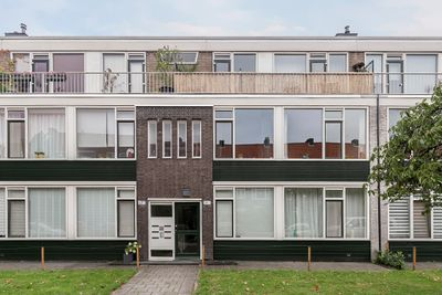 Zonnebloemstraat 58B, Rotterdam