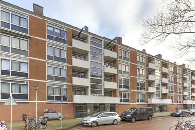 Jan Mankesstraat 54II, Amsterdam