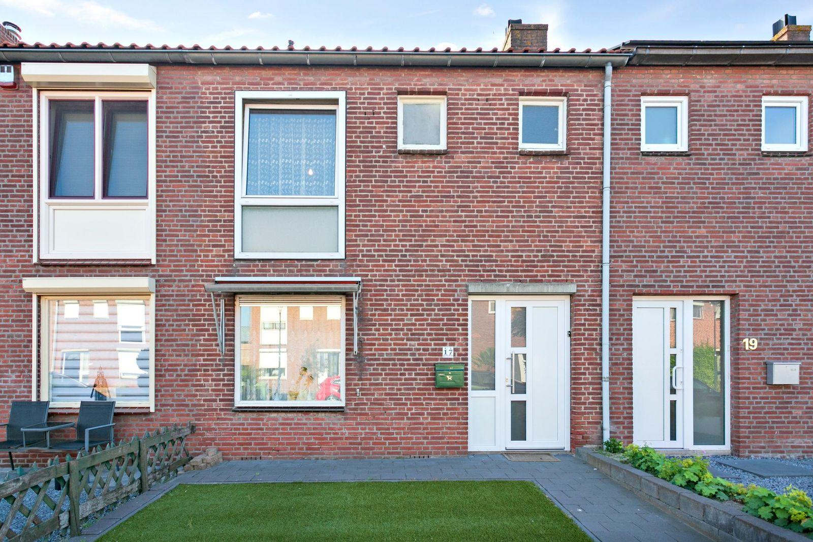 Lijsterbesstraat 17, Bergen Op Zoom