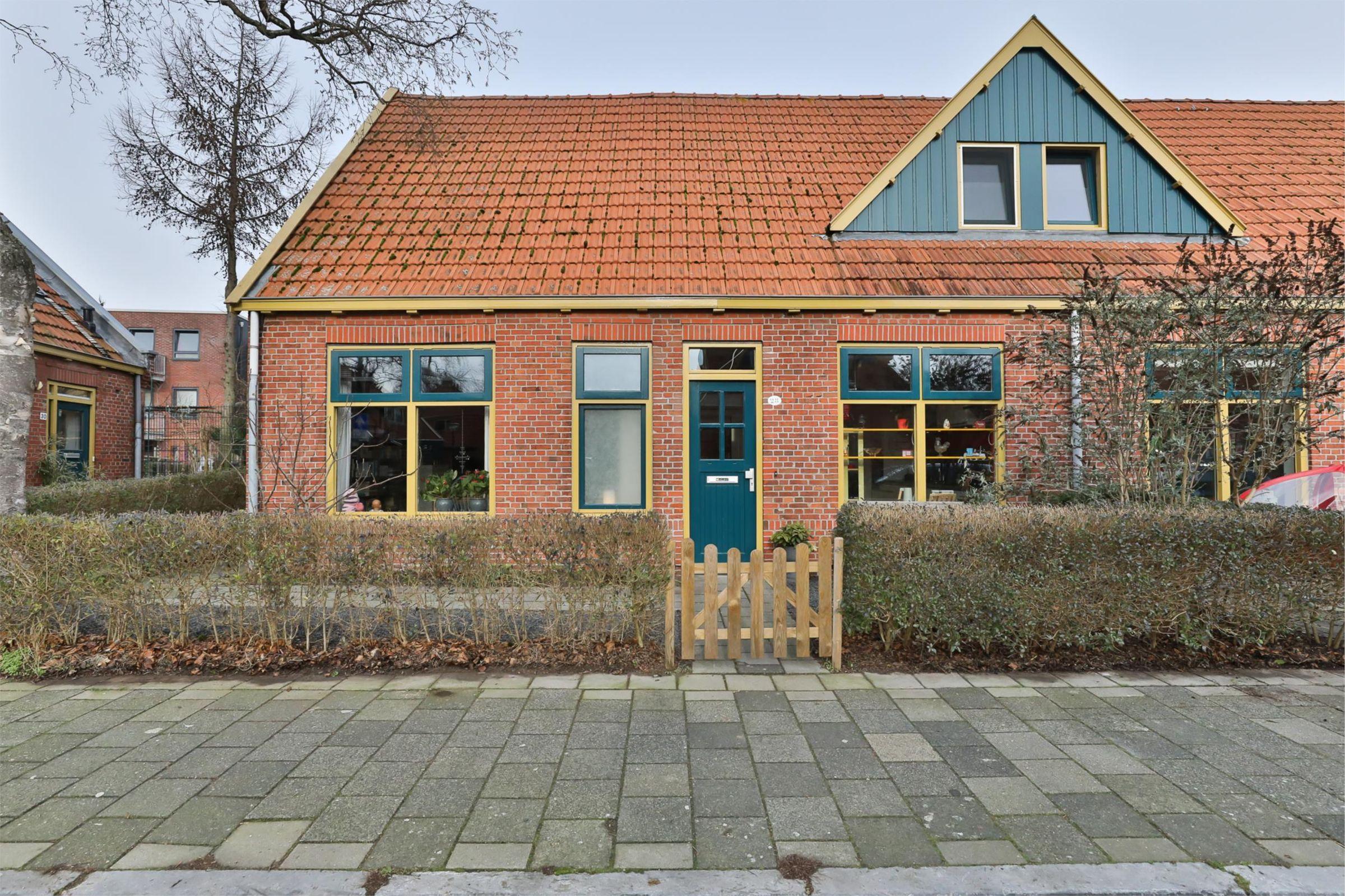 Wingerdhoek 28, Groningen