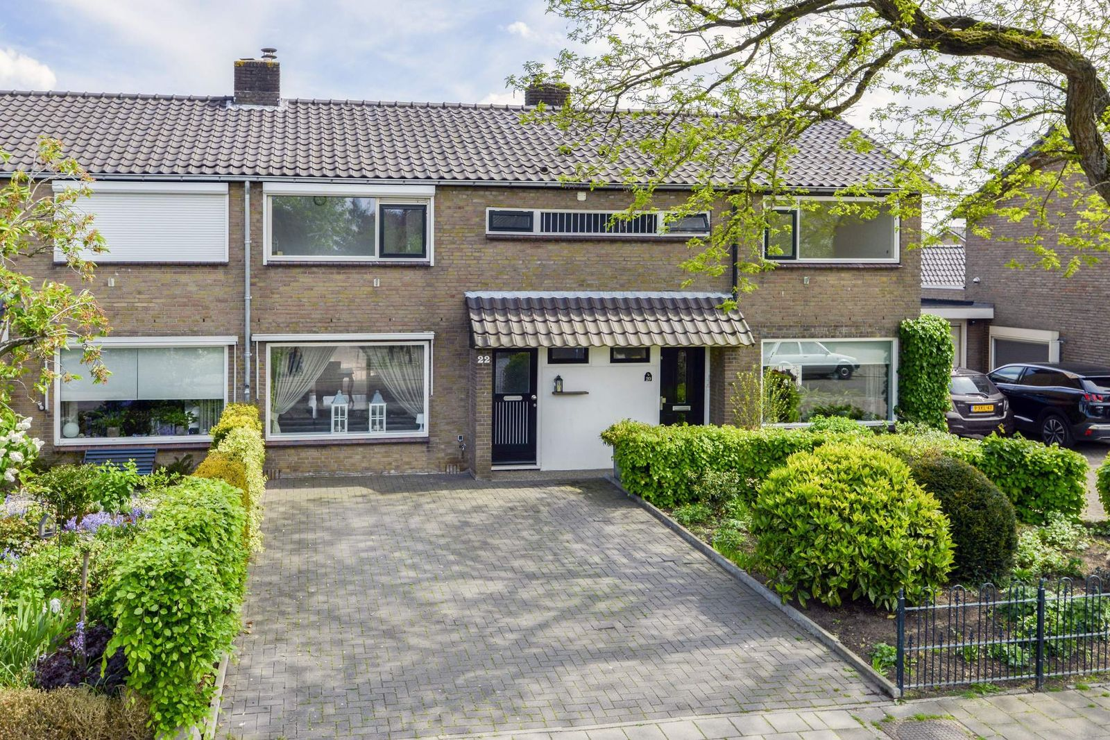 de Ruyterstraat 22, Weurt