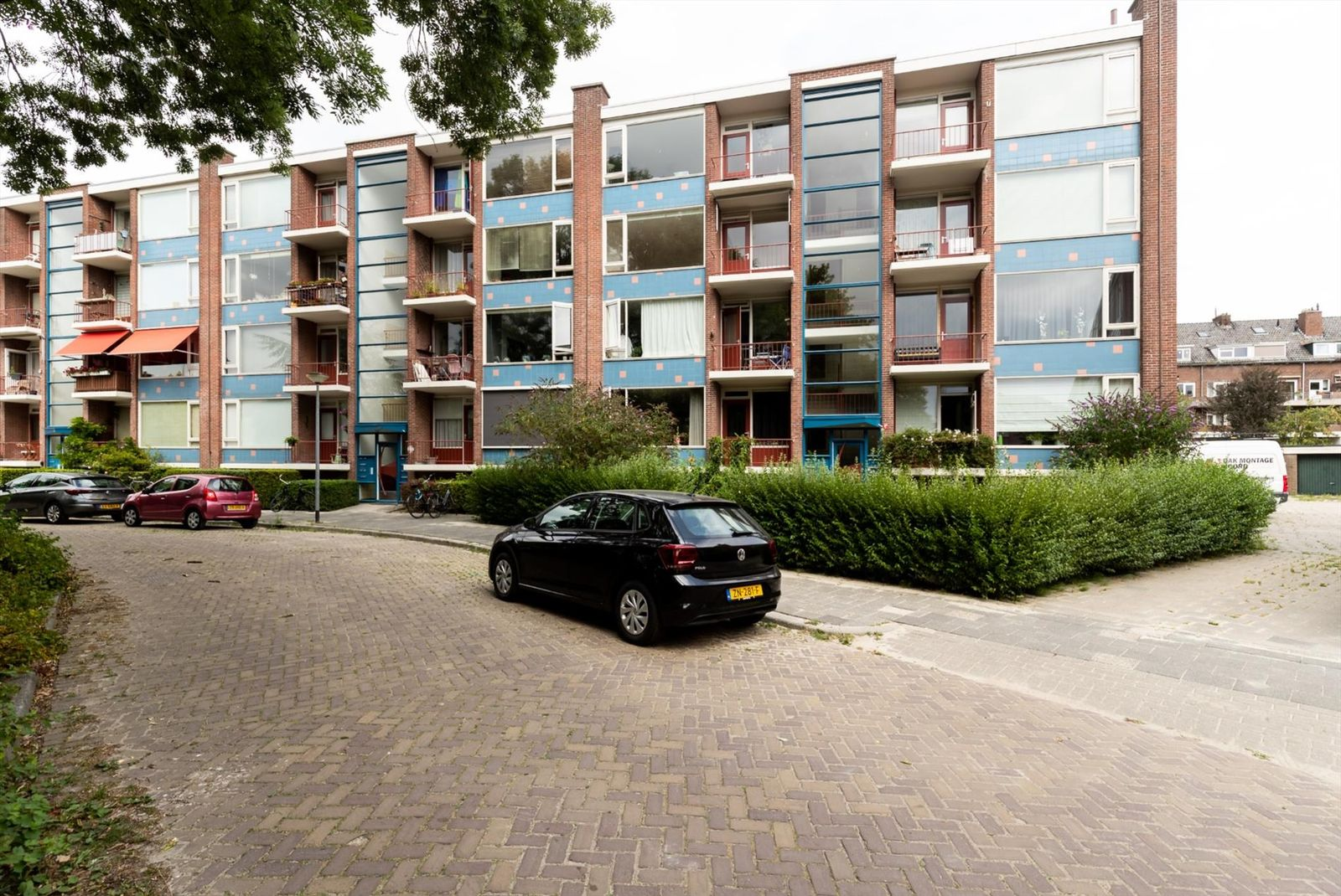 Onderduikersstraat 74, Groningen