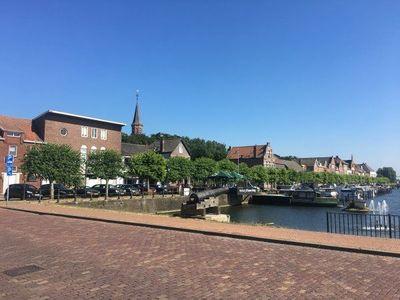 Oostkade, Sas van Gent
