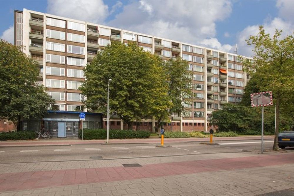 Antony Moddermanstraat, Amsterdam