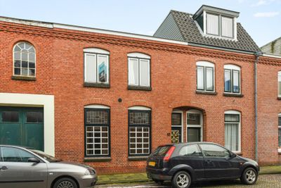Bloemluststraat 12, Wassenaar