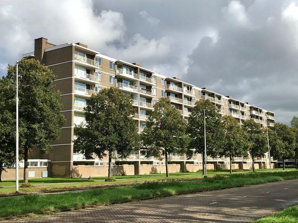 Edmond Hellenraadstraat 58, Rotterdam