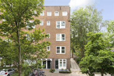 Tweede Keucheniusstraat 19H, Amsterdam