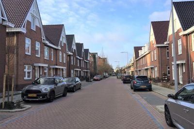 Watertorenlaan, Voorburg