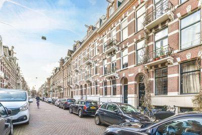 Van Eeghenstraat 8-huis, Amsterdam