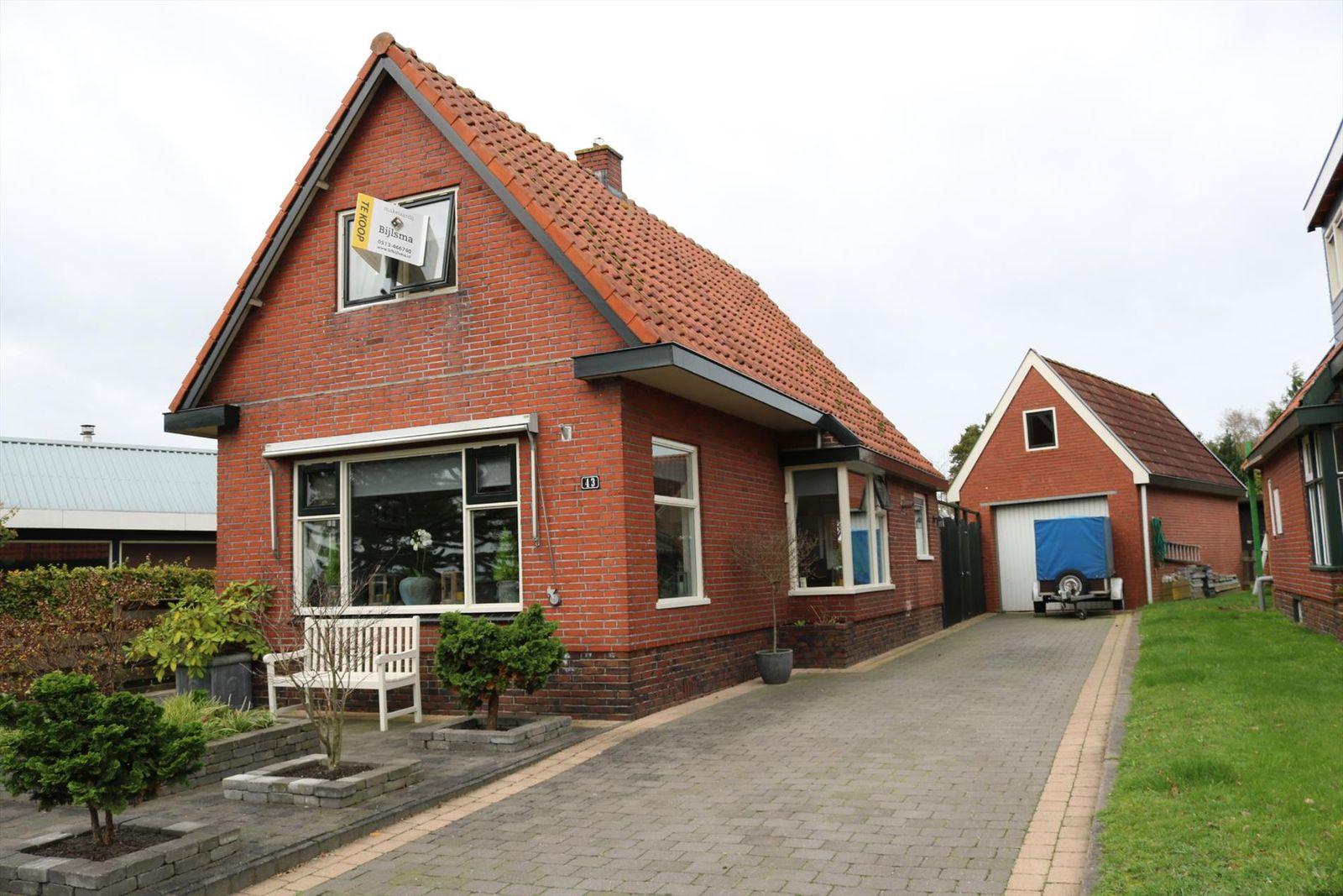 Schoterlandseweg 43, Hoornsterzwaag